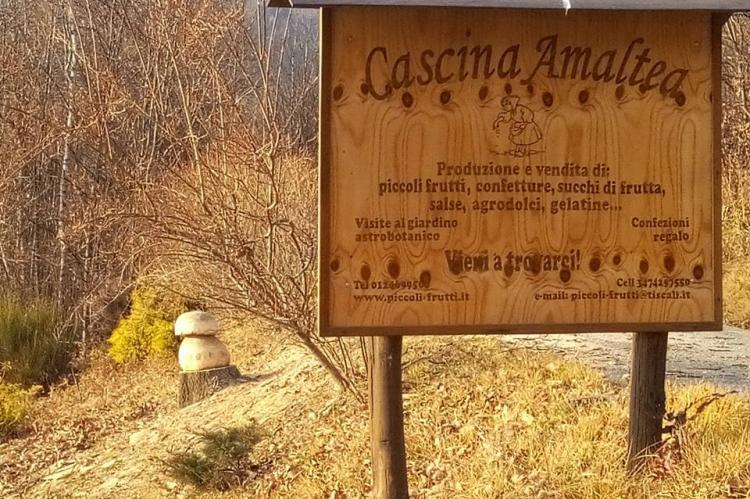 benvenuti a Cascina Amaltea
