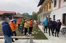 Gite in bicicletta alla scoperta di produttori locali realtà virtuose del nostro territorio