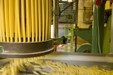 lavorazione della pasta